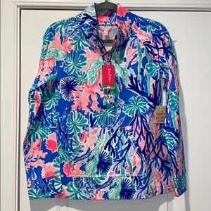NWT Size M Lilly Pulitzer Captain Popover
